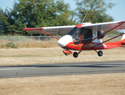 Airspeed High Ultralights