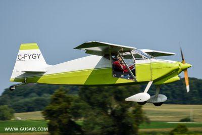 Wittman Tailwind gusair